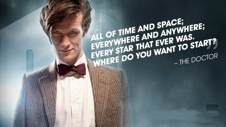 Doctor Who Matt Smith Quotes 301 Moved Permanently