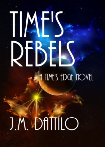 Time's Rebels Cover