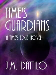 Time's Guardians cover